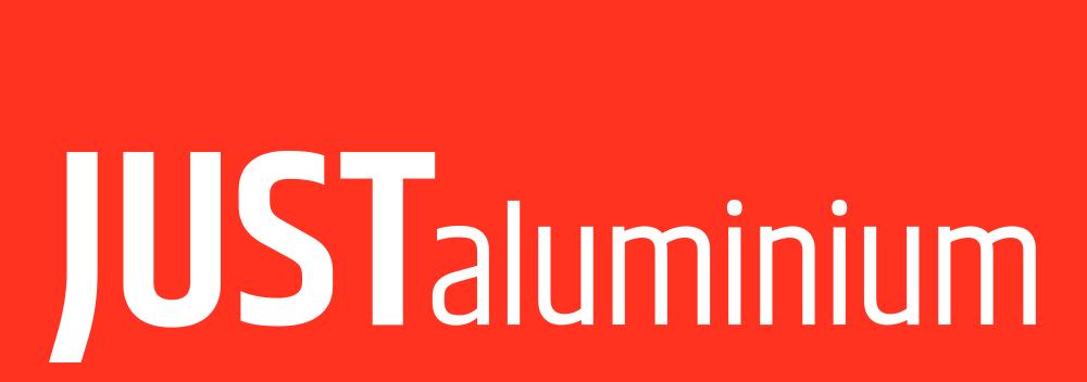 just aluminium